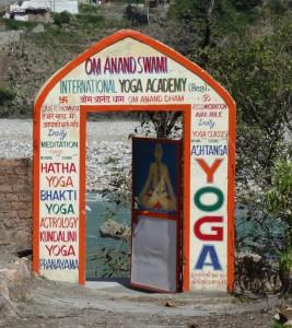 Finalement... je vais faire du rafting sur le Gange
